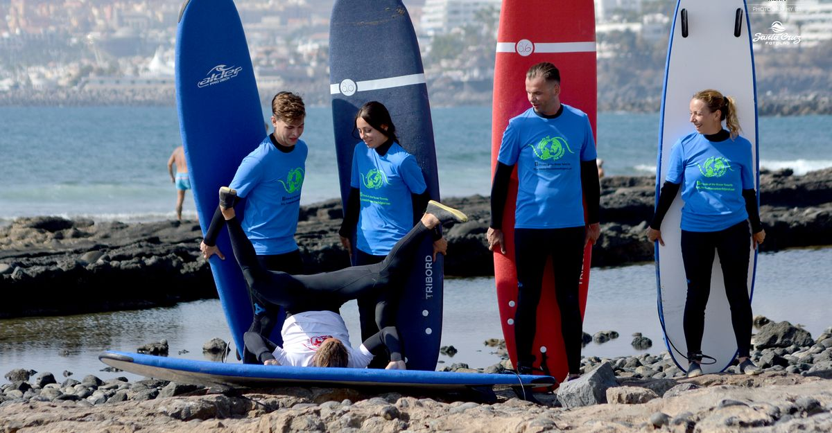 tenerife surf school