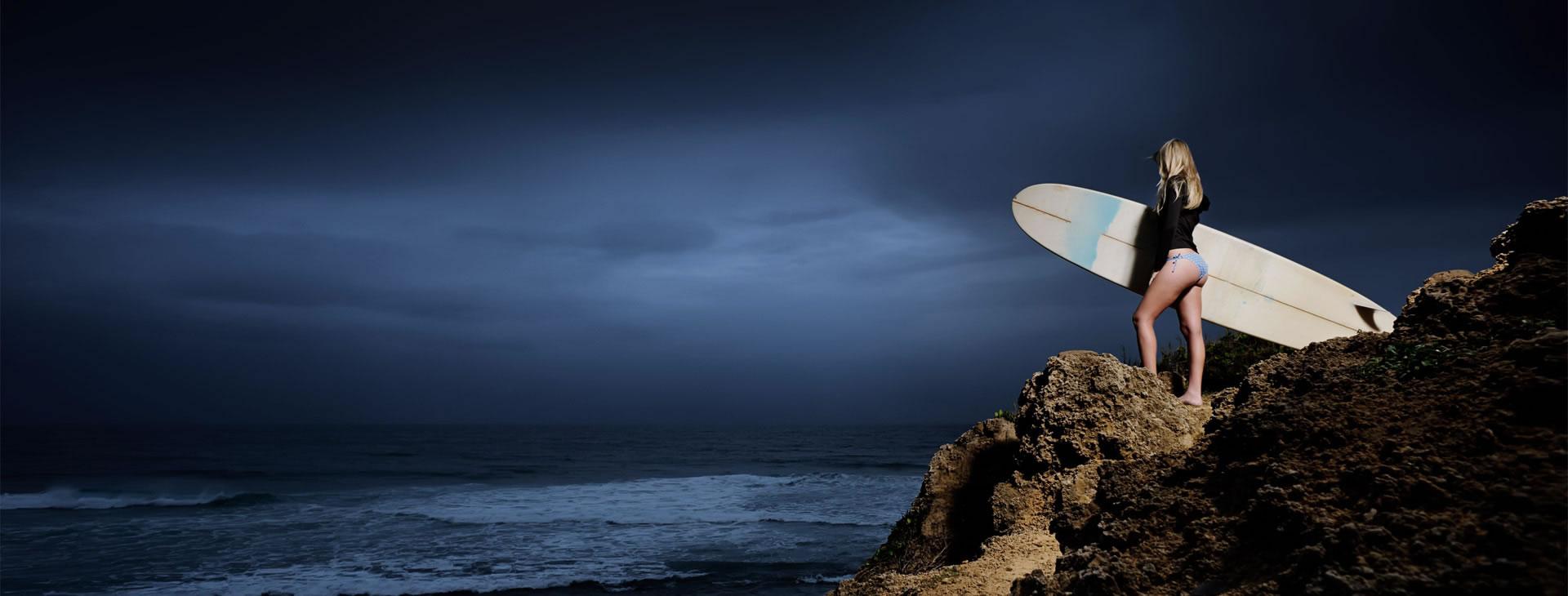 Scuola di surf en Tenerife sur
